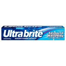 Colgate Ultra Brite Advanced Whitening