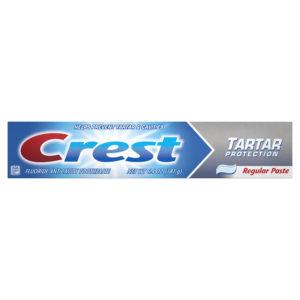 Crest Tartar Protection Toothpaste