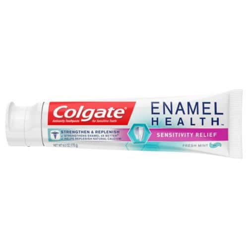 Colgate Enamel Health Sensitivity Relief