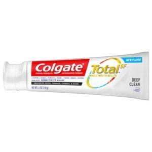 Colgate Total Toothpaste, Deep Clean