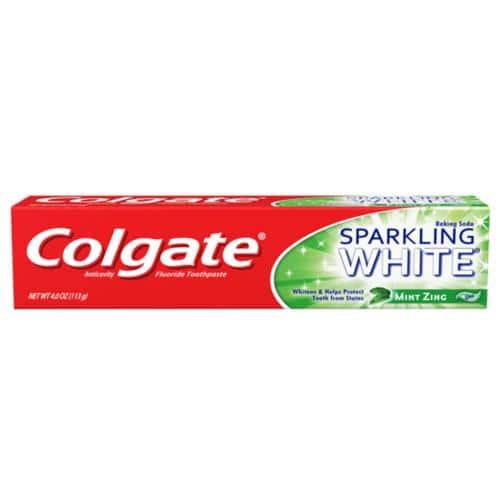 Colgate Sparkling White Whitening