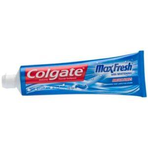 Colgate Max Fresh Toothpaste with Mini Breath Strips