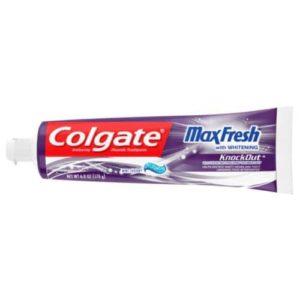 Colgate Max Fresh Knockout