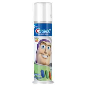 Crest Kid's Toothpaste Pump, featuring Disney Pixar Toy Story