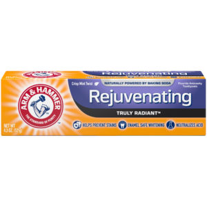 Arm & Hammer Rejuvenating Truly Radiant Toothpaste