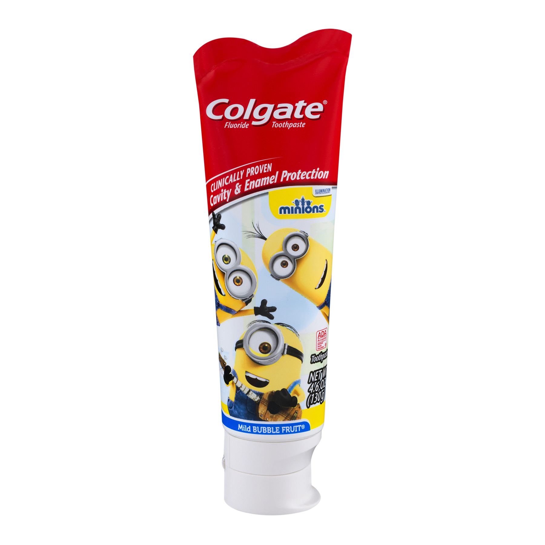 Colgate Kids Toothpaste with Anticavity Fluoride, Minions