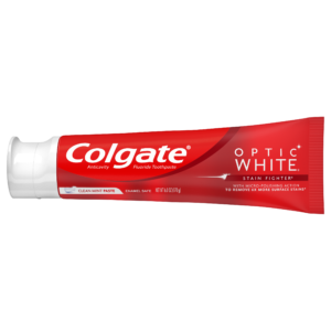 Colgate Optic White Stain Fighter Clean Mint