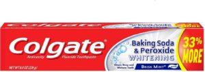 Colgate Baking Soda & Peroxide Whitening