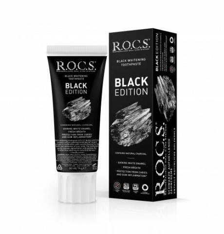 R.O.C.S. BLACK EDITION