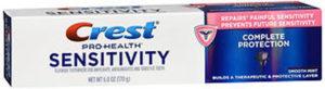 Crest Pro-Health Sensitivity Complete Protection