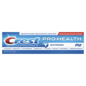 Crest Pro Health Whitening
