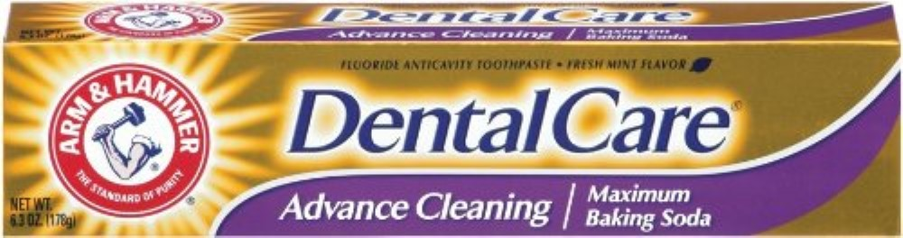 Arm And Hammer Dental, Advance Cleaning, Maximum Strength