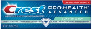Crest Pro-Health Advanced Toothpaste, Gum Protection
