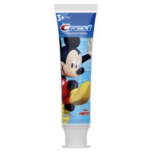 Crest Kids Disney Junior Mickey Mouse