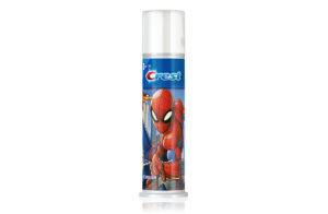Crest Kid's Toothpaste Pump, featuring Marvel's Spiderman, Strawberry Flavor