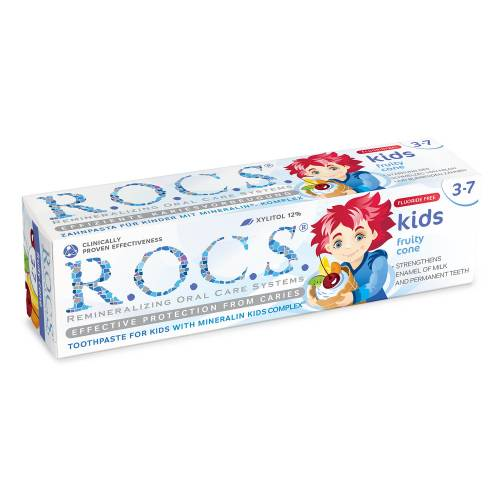 R.O.C.S. Kids Fruity Cone