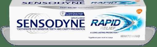 Sensodyne Rapid Relief Whitening