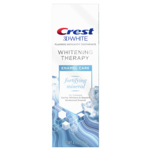 Crest 3D White Whitening Therapy, Enamel Care