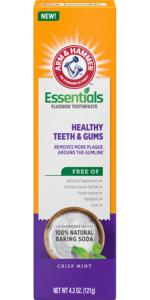 Arm And Hammer Essentials Healthy Teeth & Gums