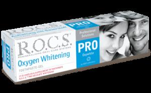 R.O.C.S. PRO Oxygen Whitening