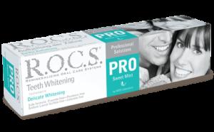 R.O.C.S. PRO Delicate Whitening Sweet Mint