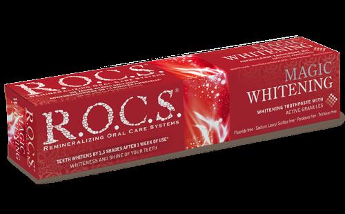 R.O.C.S. Magic Whitening