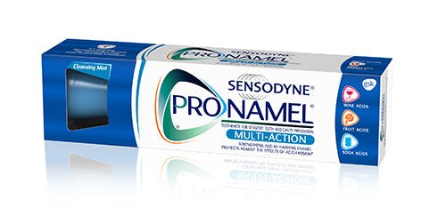Sensodyne Pronamel® Multi-Action