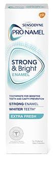 Sensodyne Pronamel Strong & Bright Enamel Extra Fresh