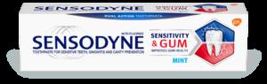 Sensodyne Sensitivity & Gum Mint