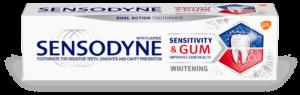 Sensodyne Sensitivity & Gum Whitening