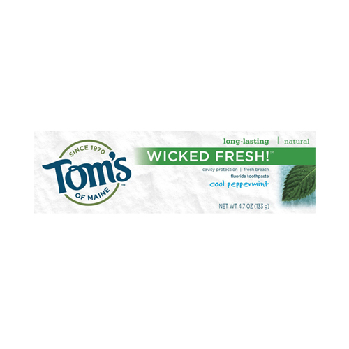 Tom's of Maine Wicked Fresh, Cool Peppermint