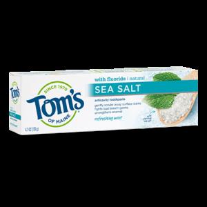 Tom's of Maine Refreshing Mint Sea Salt
