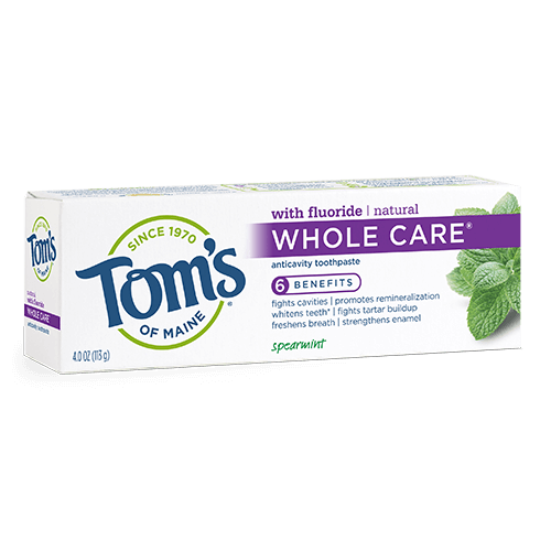 Tom's of Maine Whole Care Spearmint
