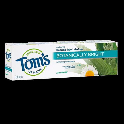 Tom's Of Maine Botanically Bright Spearmint
