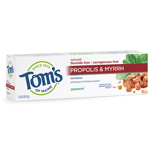 Tom's of Maine Spearmint Propolis & Myrrh