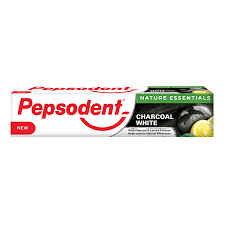 Pepsodent Charcoal White