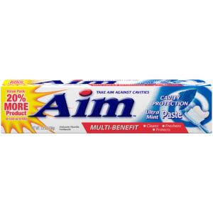 Aim Cavity Protection Fluoride Toothpaste